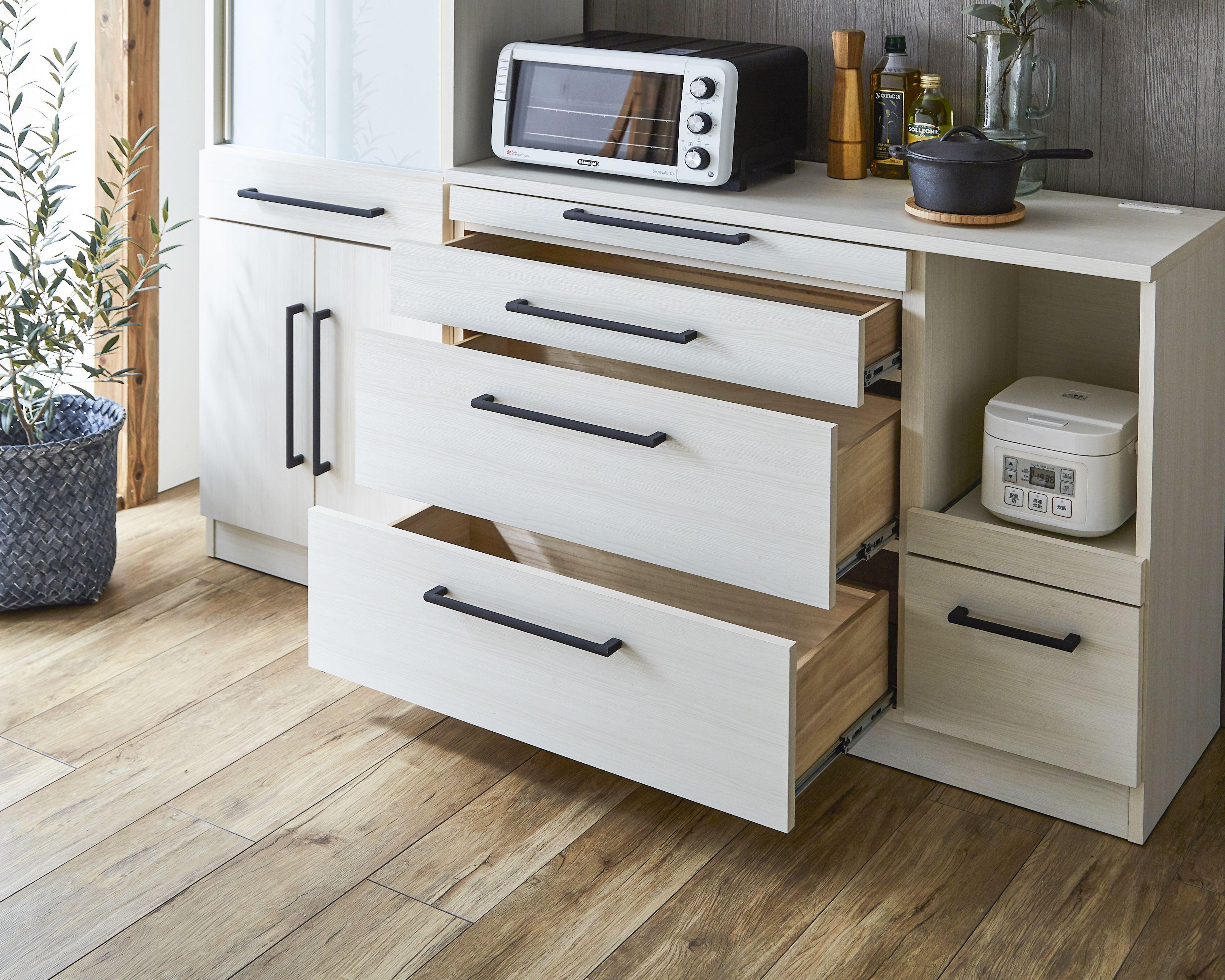 食器棚 レンジ台 レンジボード おしゃれまとめの人気アイデア Pinterest 手作り家具工房 日本の匠 レンジ台 食器棚 食器
