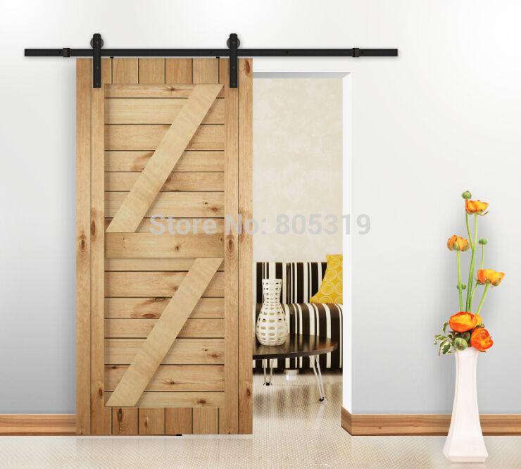Rustic Sliding Barn Door Hardware - For more Interior Barn Door ...