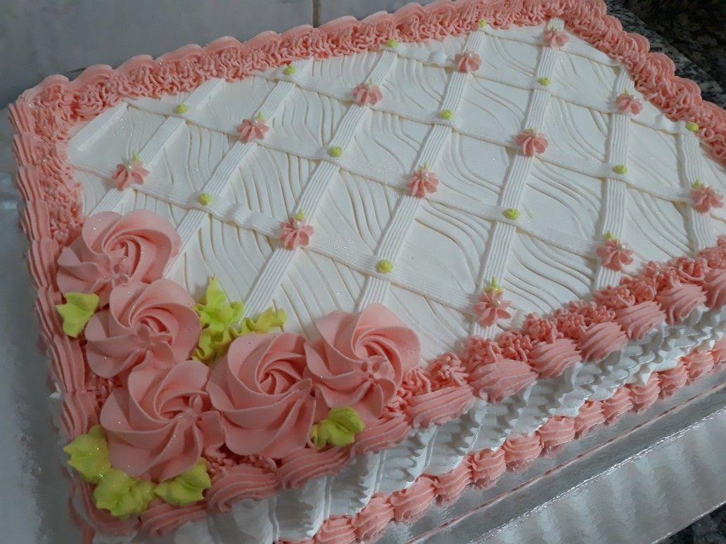 Pin De A J Em Sheet Cakes Com Imagens Decoracao De Bolo