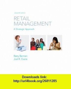 Retail management a strategic approach 11th edition retail management a strategic approach 11th edition 9780136087588 barry berman joel fandeluxe Choice Image
