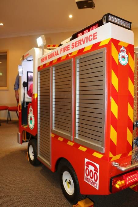 Joy mighty mike medowie nsw rural fire brigade pinterest joy mighty mike publicscrutiny Images