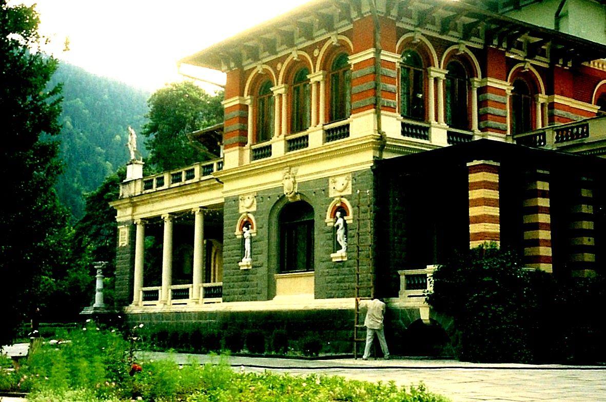 Czar's Summer Home - Borjumi, Republic of Georgia