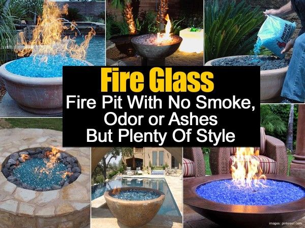 How To Have A Fire Pit: No Smoke, Odor Or Ashes And Plenty Of