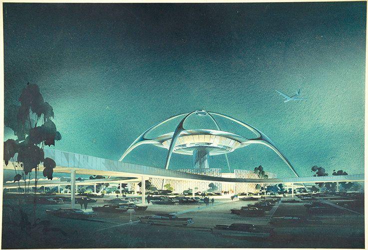 The sci-fi architecture
