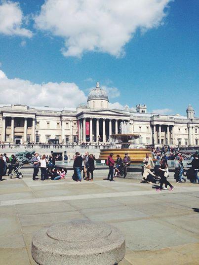 The National Art Gallery   #London #Londonphotos #nationalart #gallery