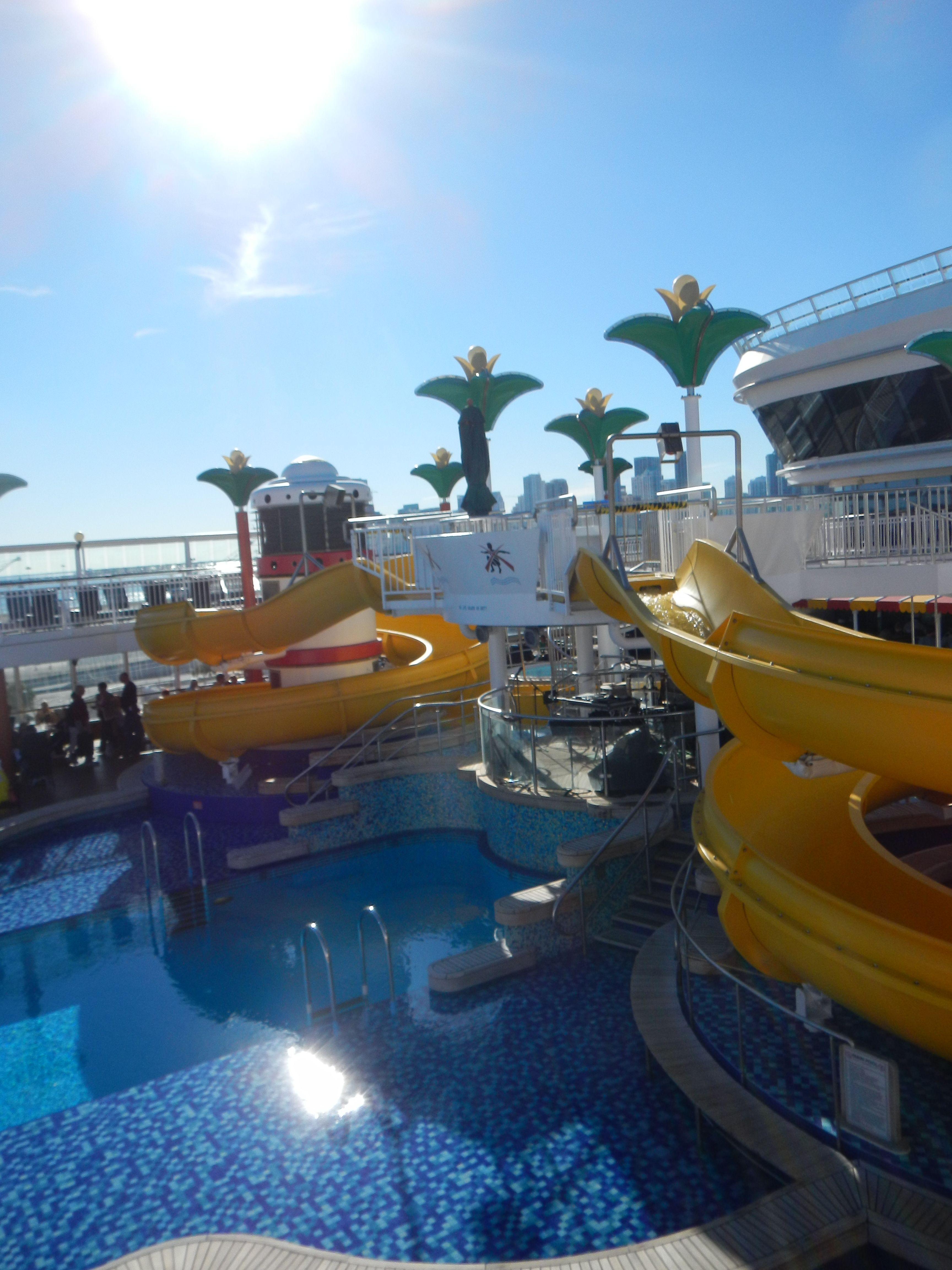 NCL Star Panama cruise, Honeymoon, Outdoor