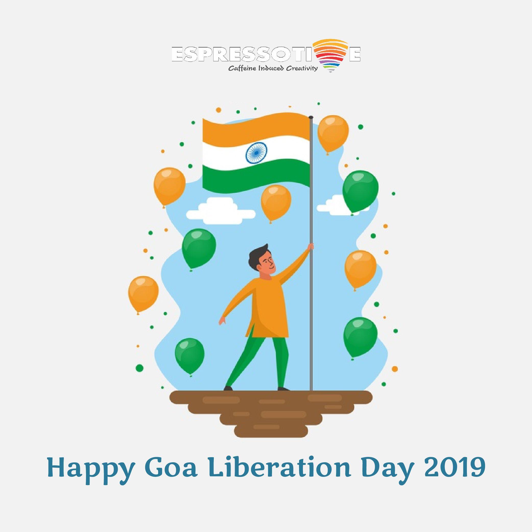 Team Espressotive Wishes Everyone Happy Liberation Day