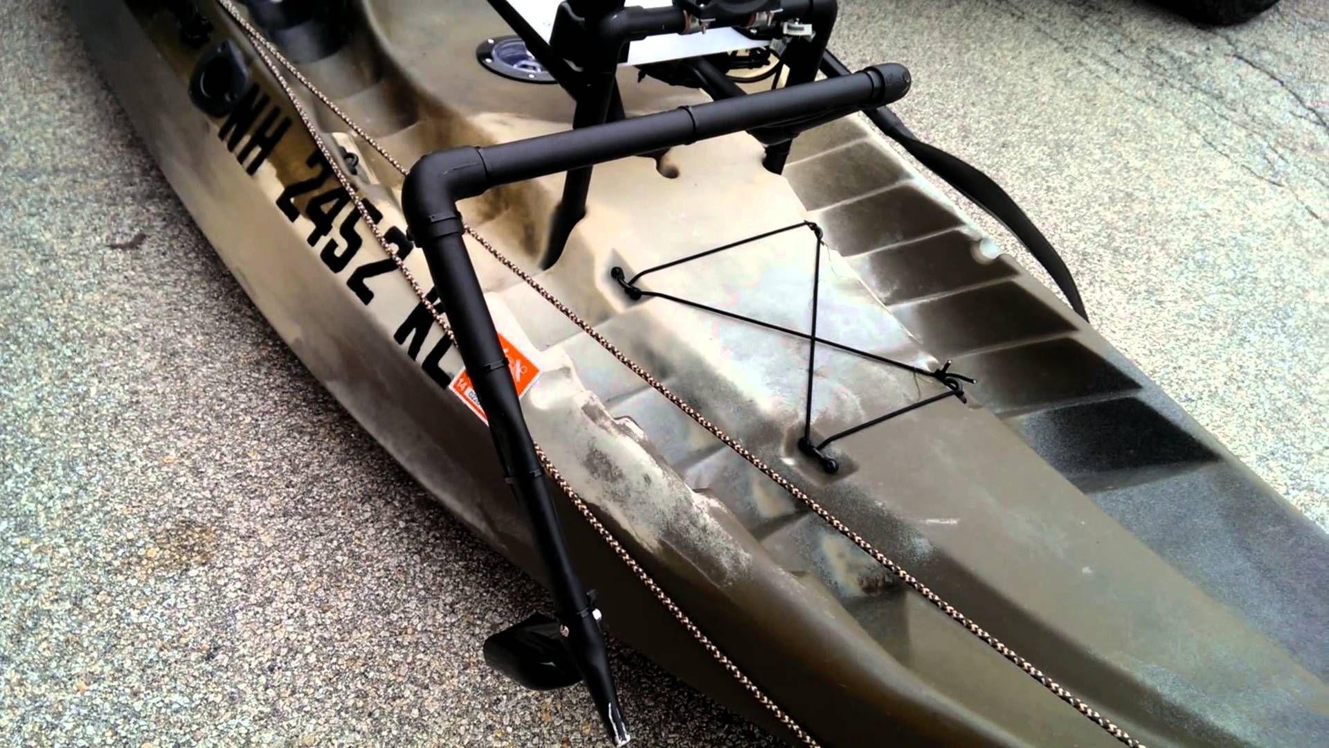 Fishing Kayak Setup Lifetime Sport Fisher Angler Tandem Kayaking
