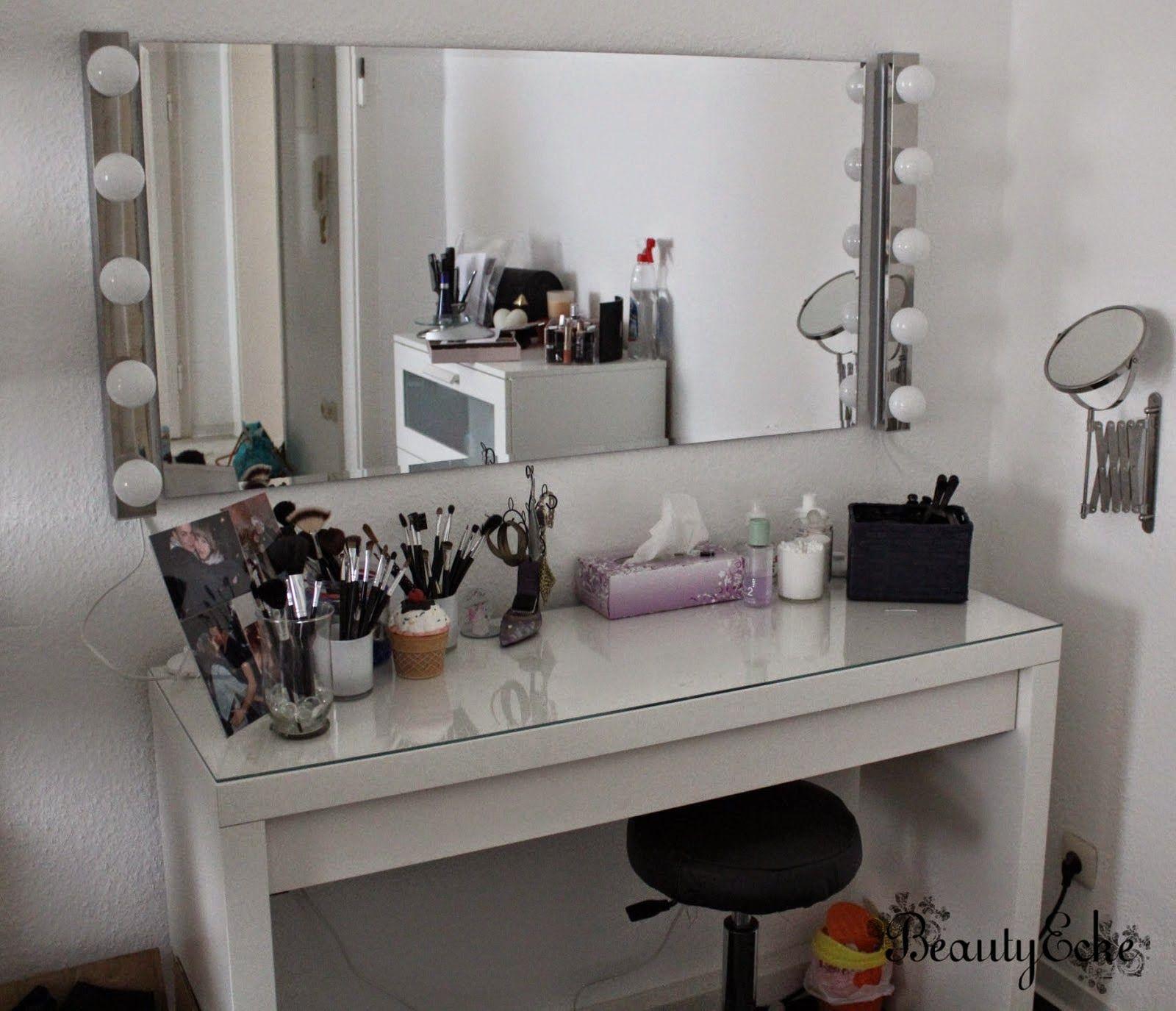 Ikea Schminkspiegel spiegel tisch ikea die schönsten einrichtungsideen