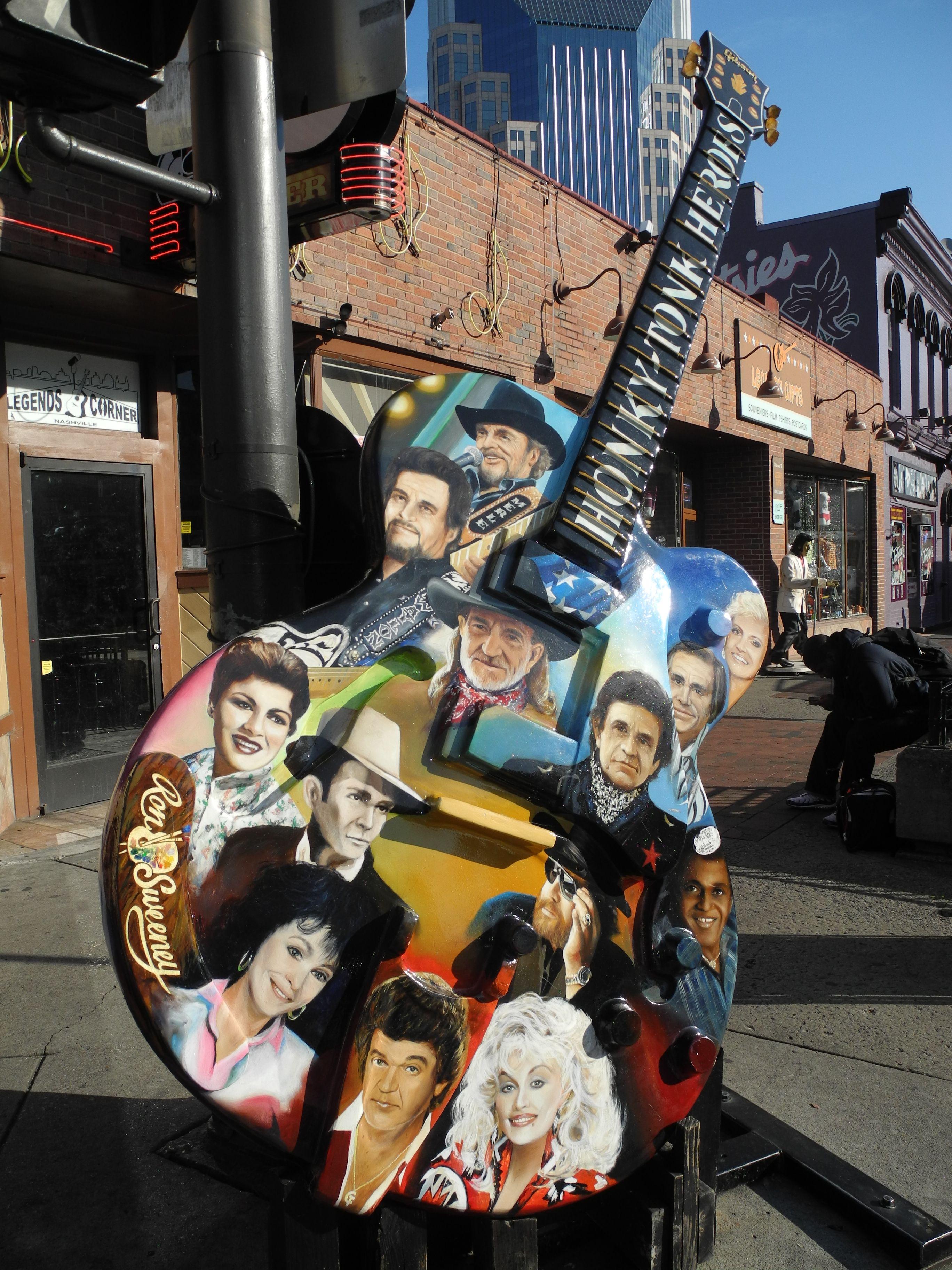 Music City Nashville, Nashville Trip