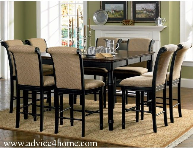 Small Pub Table With Dining Room Ideas  Modern Dining Table And Adorable Square Dining Room Set 2018