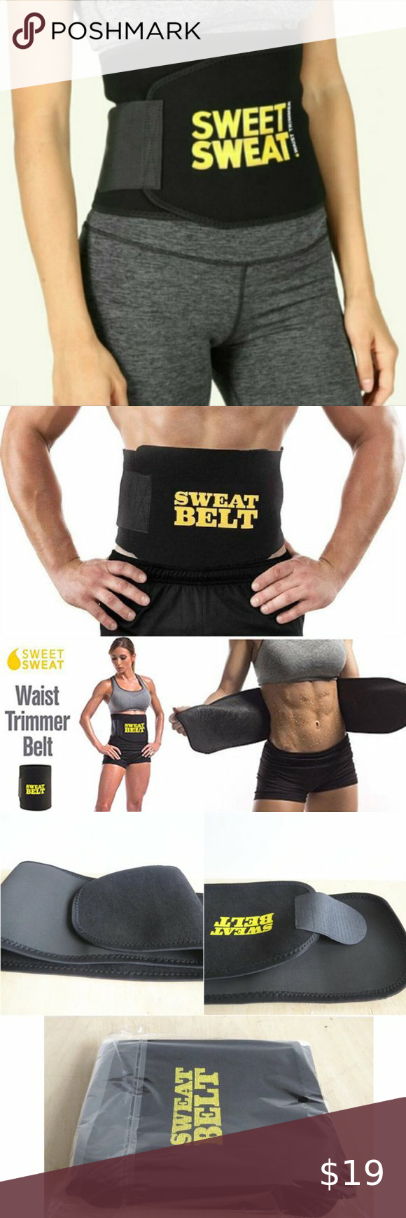 18+ Sweet sweat waist trimmer before and after ideas