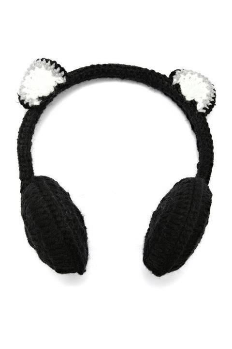 Panda Earphones