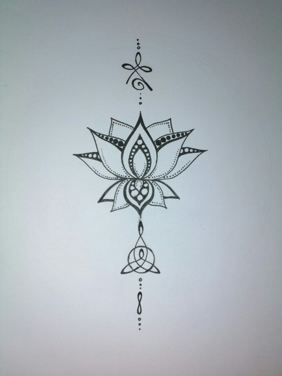 Tattoo Concept Celtic Strength Mother And Child Lotus Necks
