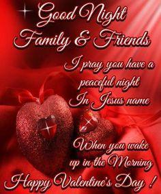 Good Nighthappy Valentine3 Good Eveninggood Night Happy Hug