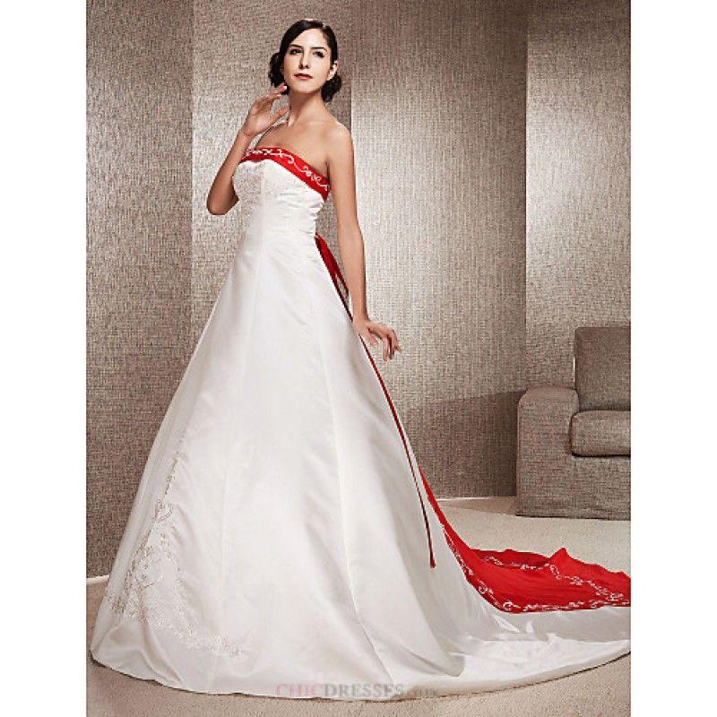 Aline princess petite plus sizes wedding dress
