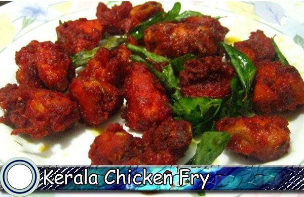 Kerala Chicken Fry Recipe In Hindi Fried Chicken Fried Chicken Recipes Recipes