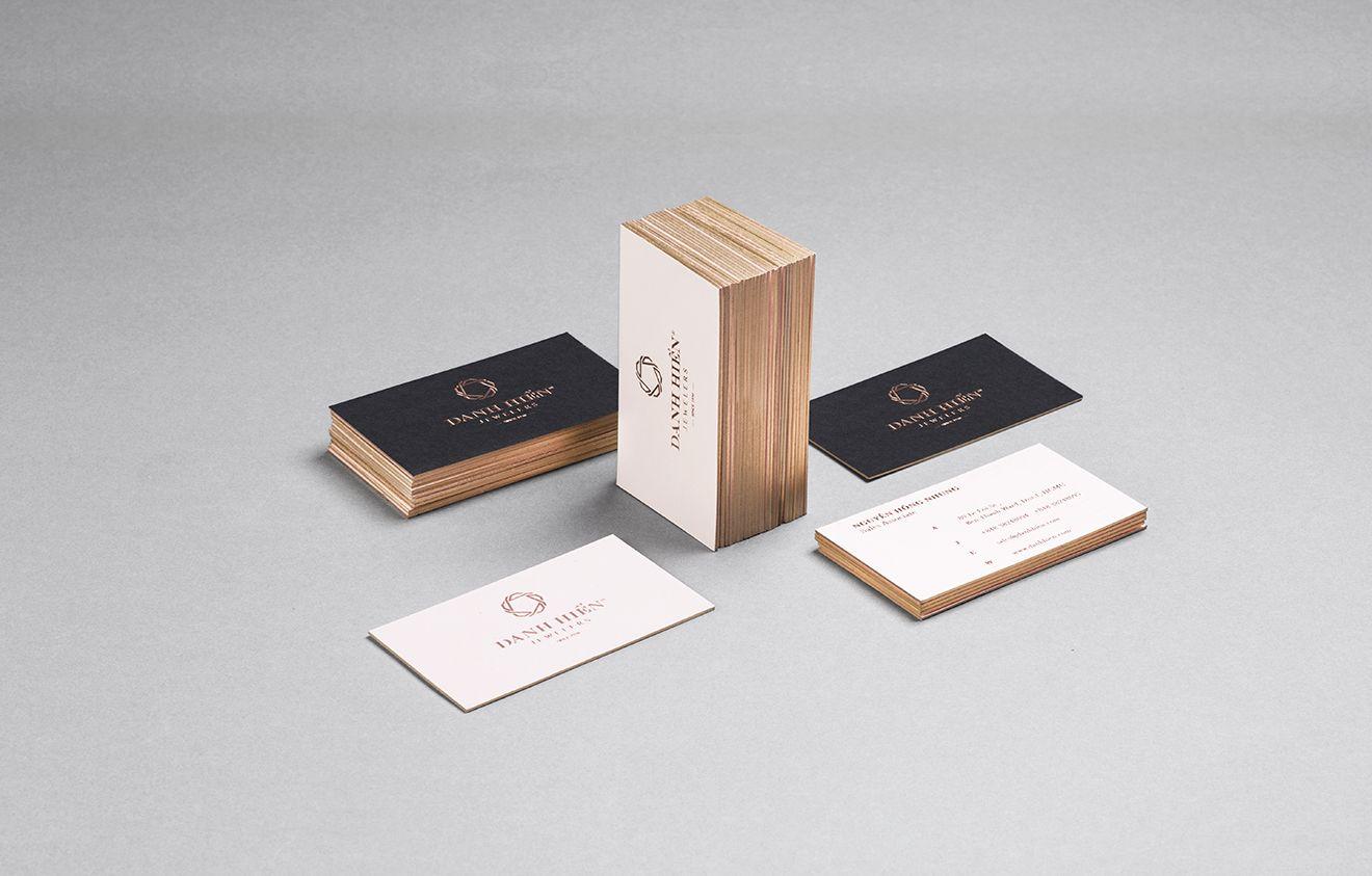 Corporation Identity Bratus Branding Agency Vietnam Luxury
