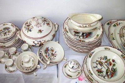 Antique Dinnerware Sets Antique 1874 1909 Villeroy Boch Mettlach