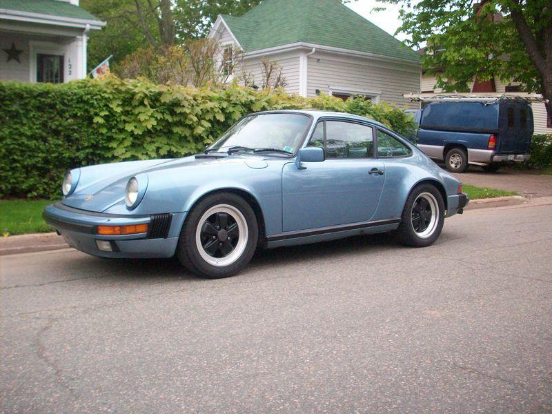 Can You Help Identify Color 1986 Porsche Porsche 911 Blue Car