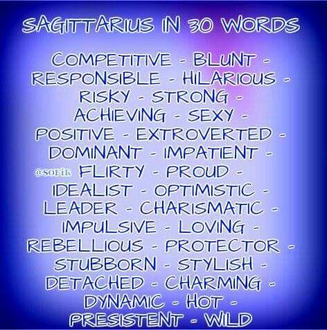 sagittarius born january 30 horoscope