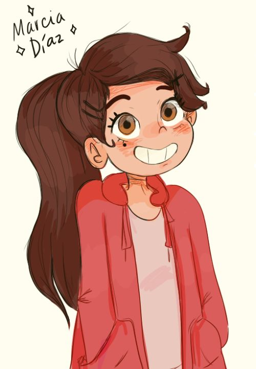 Hey boys >> based on what we've seen, if Marco is a trans-girl, she