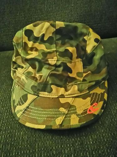 307ff9fa4c4 Mens  o neill baseball cap hat army  camouflage pattern green and  brown