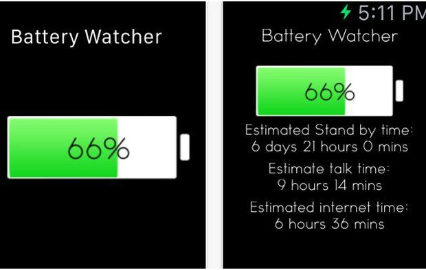 How To Check iPhone Battery From Apple Watch Iphone