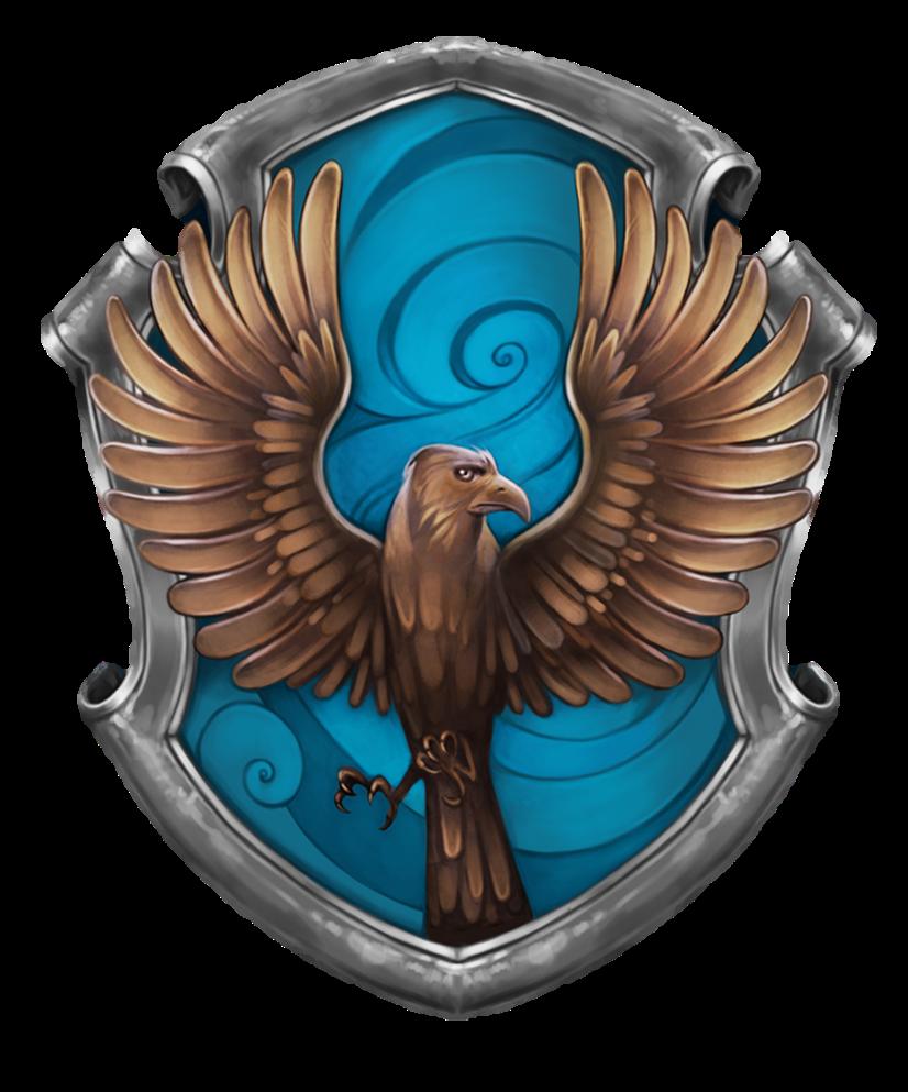 Ravenclaw Crest Capas De Livros Harry Potter Corvinal Cartaz Harry Potter