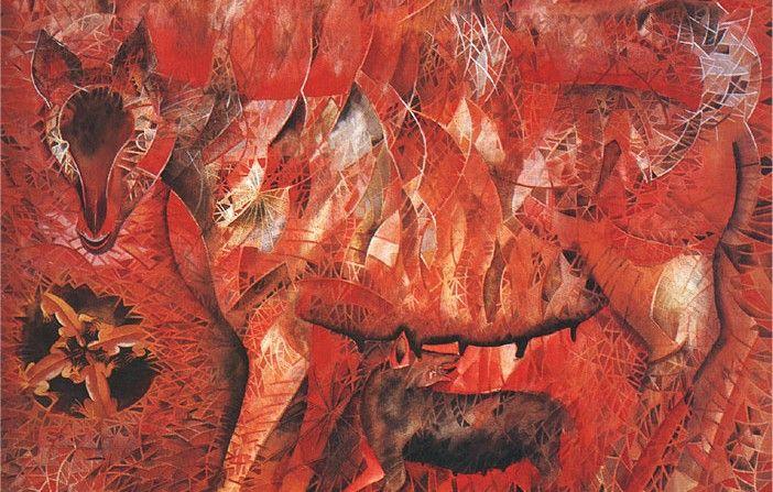 The Work Of Francisco Toledo картины