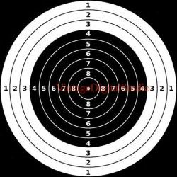 005 Image result for Printable Shooting Targets Bullseye