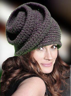 картинки по запросу Pinterest Freeform Hat шапки вяз вязание