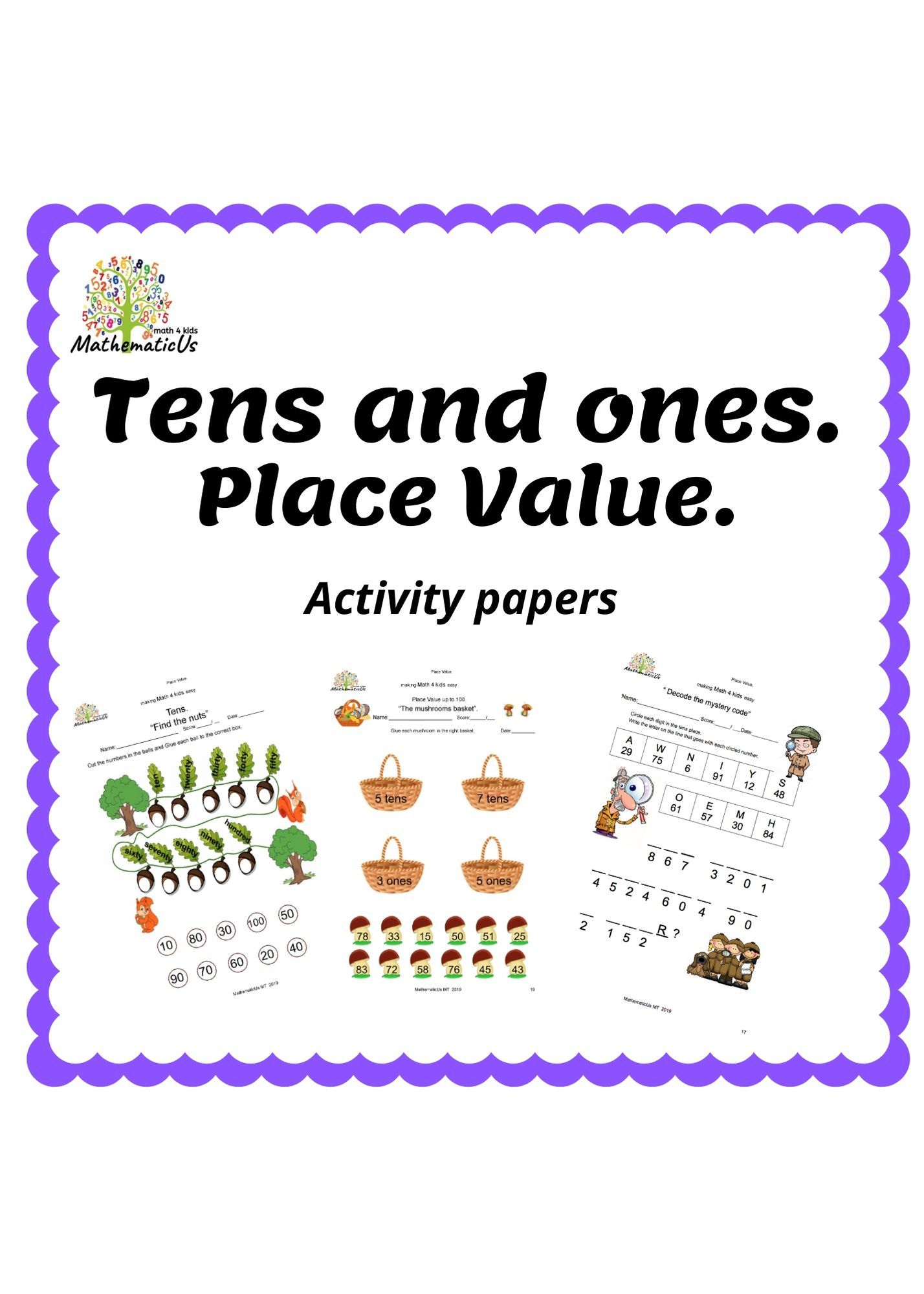 Math Worksheets There Are All That Children Need To Learn