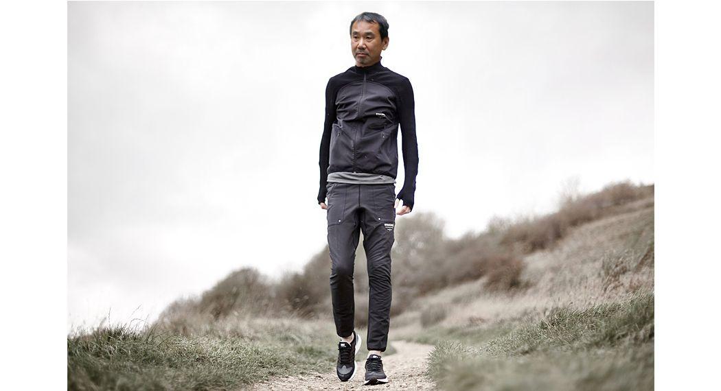 Resultado de imagem para haruki murakami running