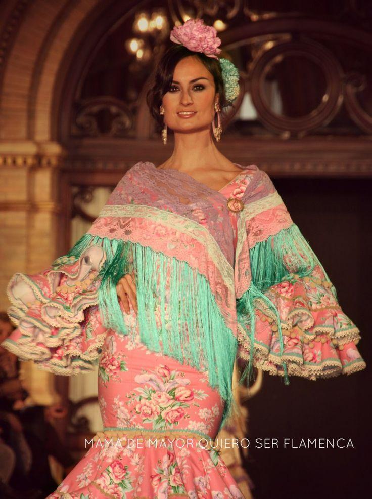 Pepe jim nez el ajoli we love flamenco 2014 moda - Pepe jimenez ...