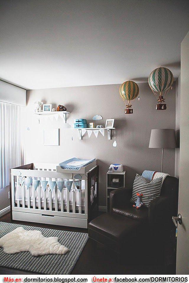 decoracion cuartos bebe varon 2015 - Buscar con Google   My baby en ...