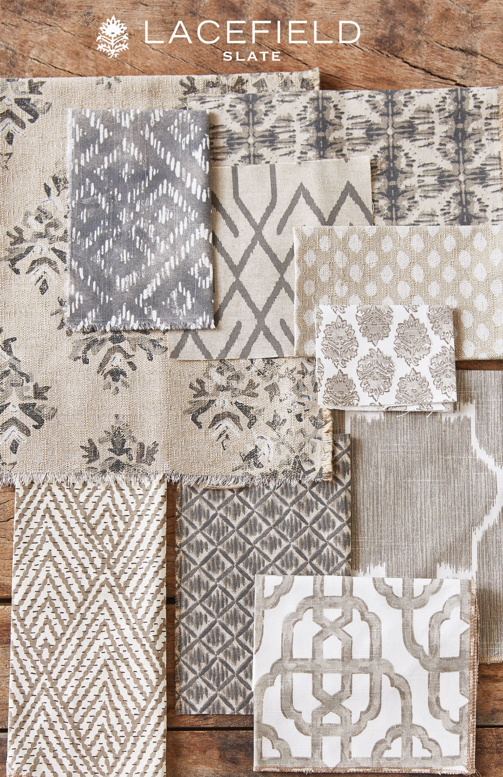 Neutral Mix Of Patterns Wwwlacefielddesigns  Color Fair Patterned Dining Room Chairs Design Inspiration