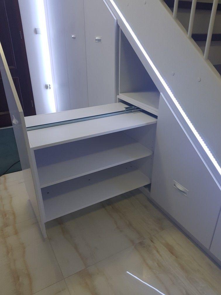 Janmat Meble Bydgoszcz Zabudowa Pod Schodami Furniture Home Home Decor