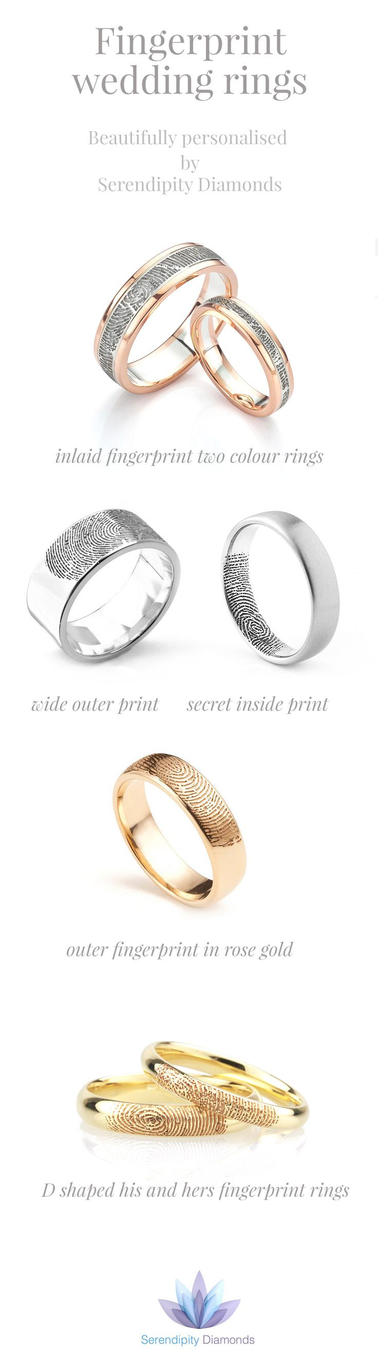ideas fresh inspirations new of elegant concept vancouver ring fingerprint rings wedding