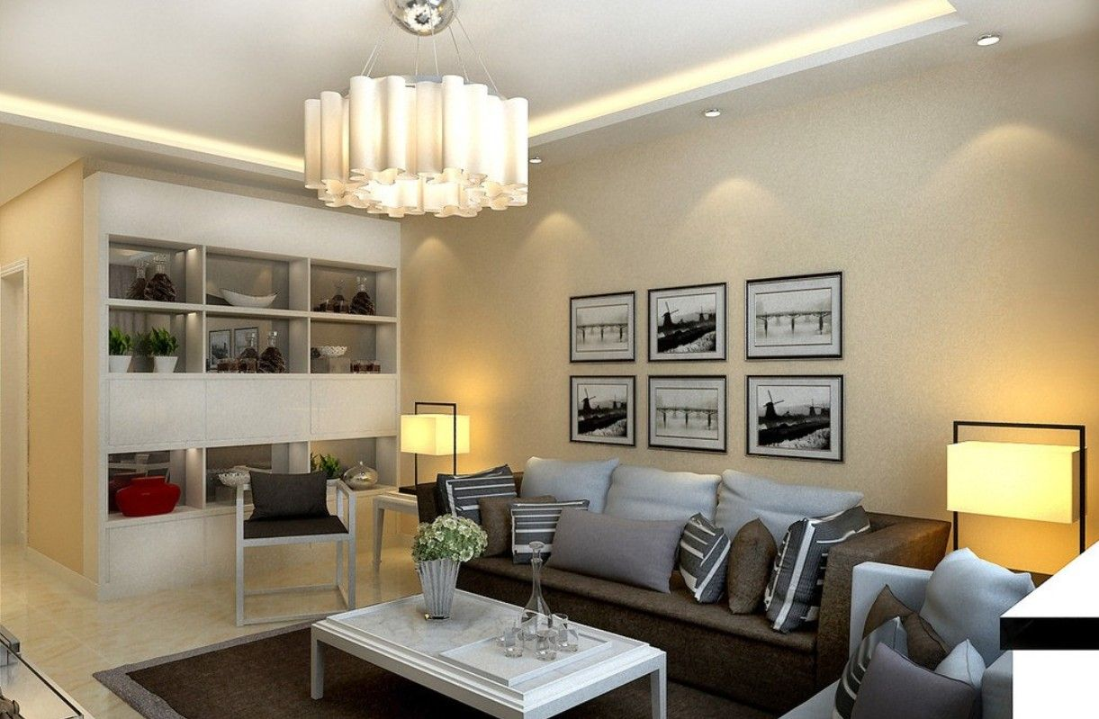 Awesome Lights For Living Room Design
