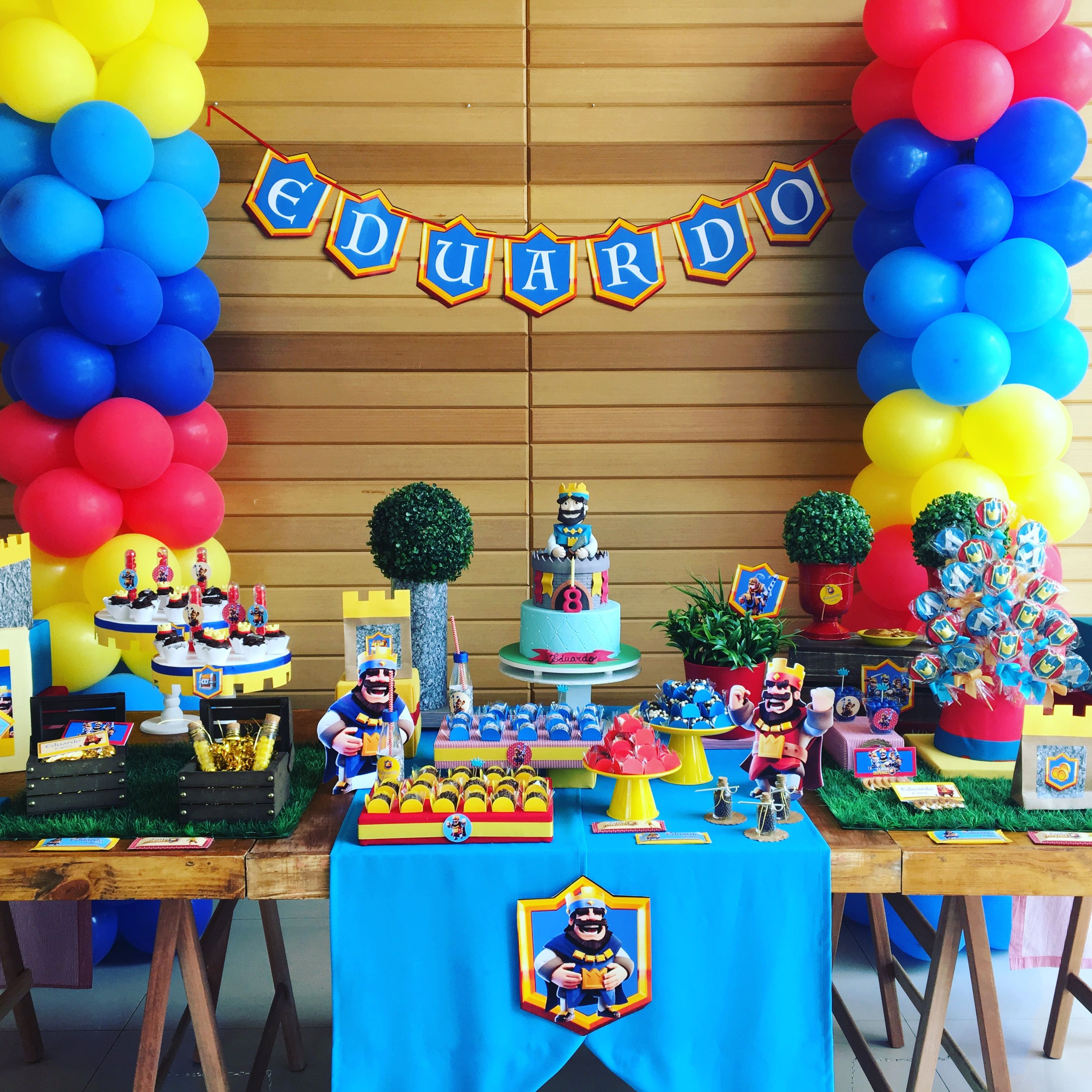 Clash Royale Juego De Mesa Cintia Cinrenzito On Pinterest