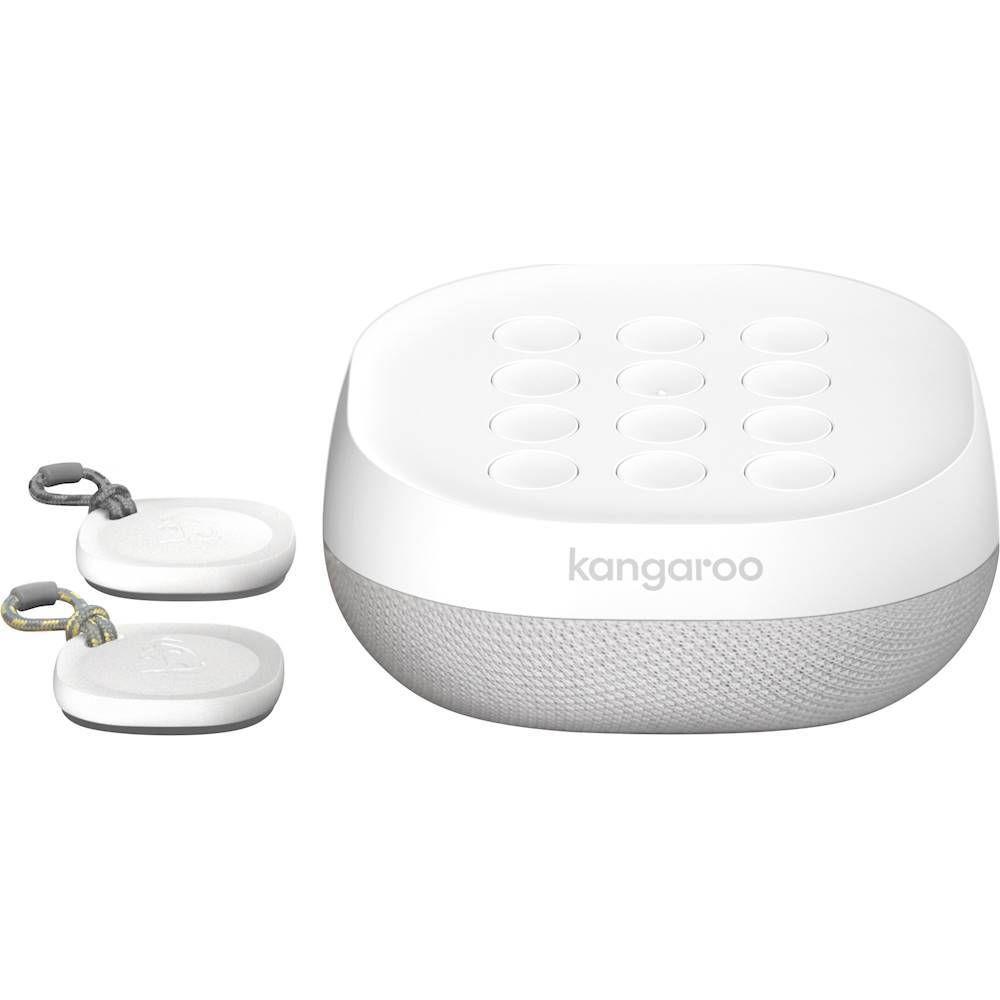 Kangaroo Wireless Security Alarm System Kt011 Best Buy Security Alarm Alarm System Home Security