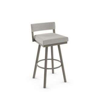 Incredible Strick Bolton Nuno Swivel Stool Bar Height 29 32 In Theyellowbook Wood Chair Design Ideas Theyellowbookinfo