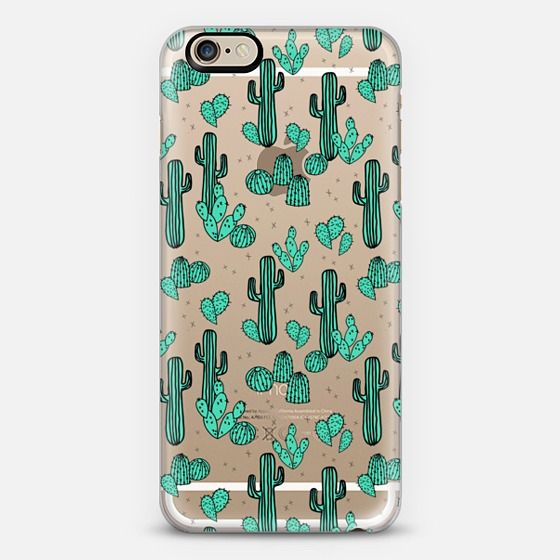official photos d7bb8 3d78a Cactus - Transparent Hipster Trendy Print by Andrea Lauren | SHINE ...