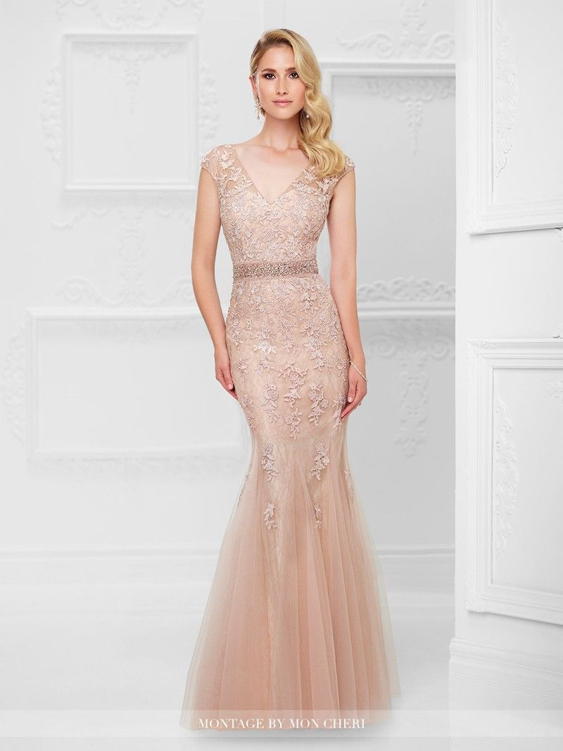 77665af6d50 Montage by Mon Cheri 117907 Evening Dress in 2019