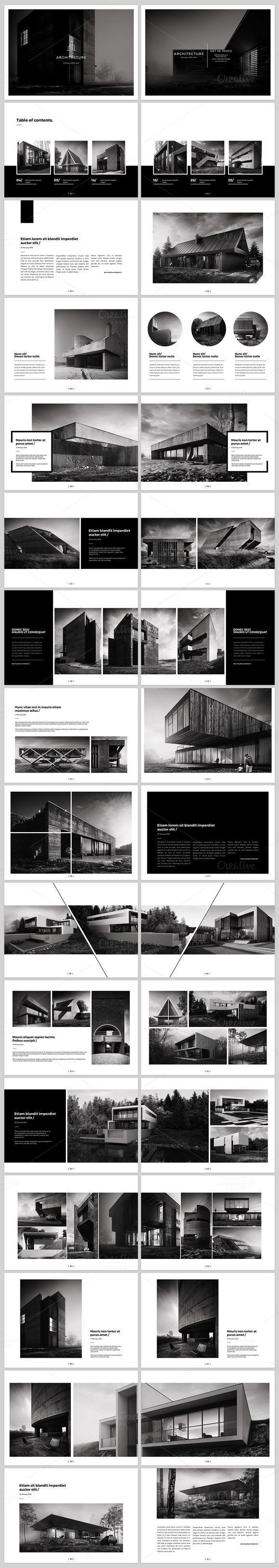 CM 627872 – Architecture Landscape Brochure … | Pinteres…