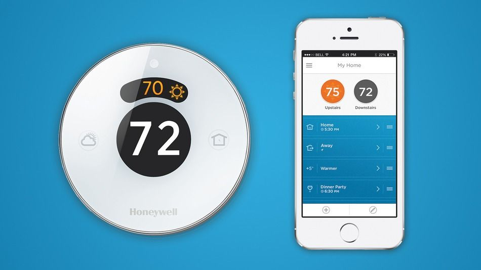 Honeywell Finally Has a Thermostat That Can Compete With