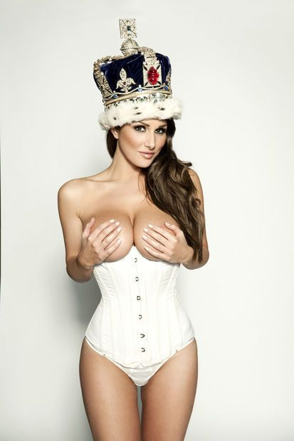 Lucy Pinder Queen Of Boobs