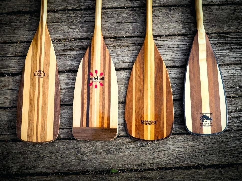 Wooden Kayak Paddles For Sale Paddle Wood Canoe Wooden Kayak