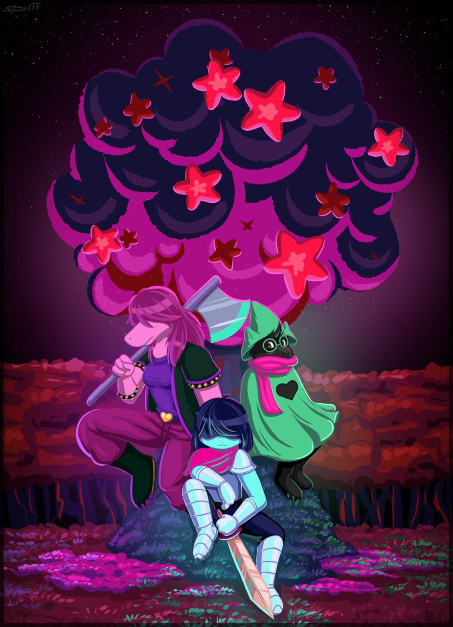 Delta Rune Or Like Undertale 2 In Some Way Thanks Toby That Was Really A Really Pleasant Surprise Undertale Runes Undertale Fanart